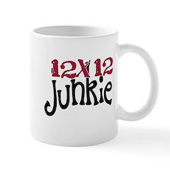 12x12 Junkie Mug