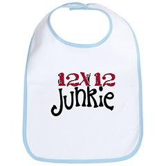 12x12 Junkie Bib