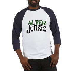 Alter Junkie Baseball Jersey