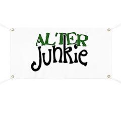 Alter Junkie Banner