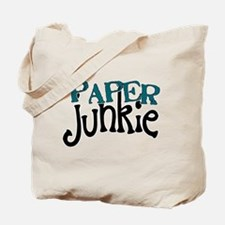 Paper Junkie Tote Bag