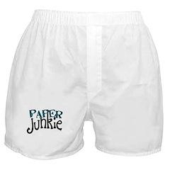 Paper Junkie Boxer Shorts