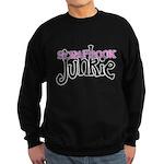 Scrapbook Junkie Sweatshirt (dark)