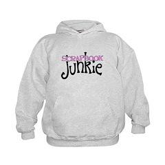 Scrapbook Junkie Hoodie