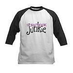 Scrapbook Junkie Kids Baseball Jersey