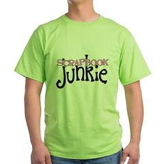Scrapbook Junkie T-Shirt