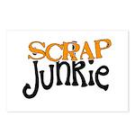 Scrap Junkie Postcards (Package of 8)