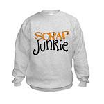 Scrap Junkie Kids Sweatshirt