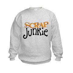 Scrap Junkie Sweatshirt