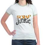 Scrap Junkie Jr. Ringer T-Shirt