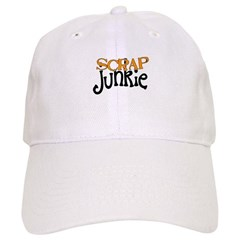 Scrap Junkie Baseball Cap