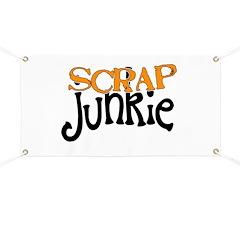 Scrap Junkie Banner