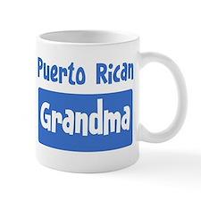 Puerto Rican grandma Mug