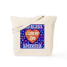 I Love My Kids Tote Bag