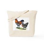 Ameraucana Fowl Tote Bag