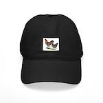 Ameraucana Fowl Black Cap