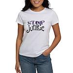 Stamp Junkie Women's T-Shirt