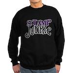 Stamp Junkie Sweatshirt (dark)
