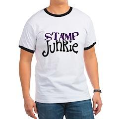 Stamp Junkie T