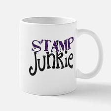 Stamp Junkie Mug