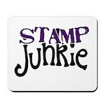 Stamp Junkie Mousepad