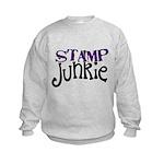 Stamp Junkie Kids Sweatshirt