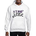 Stamp Junkie Hooded Sweatshirt