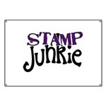 Stamp Junkie Banner