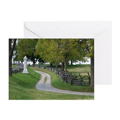 Antietam (Bloody Lane) Greeting Cards (Pk of 10)
