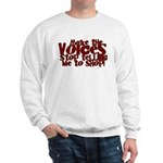 Make the Voices Sweatshirt
