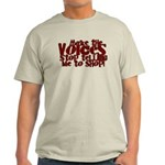 Make the Voices Light T-Shirt