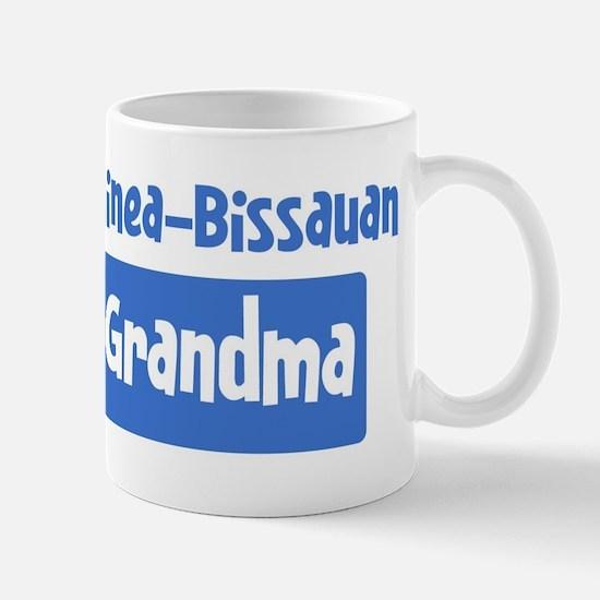 Guinea-Bissauan grandma Mug