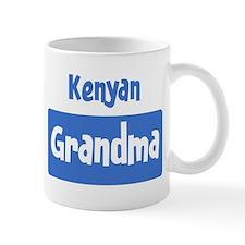 Kenyan grandma Mug