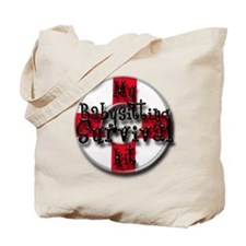 Babysitting Survival Tote Bag