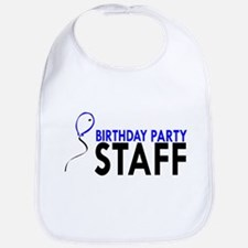 Birthday Party Staff Bib