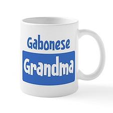 Gabonese grandma Mug