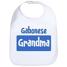 Gabonese grandma Bib