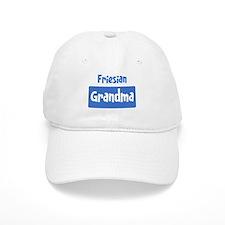 Friesian grandma Baseball Cap