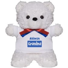 Malawian grandma Teddy Bear