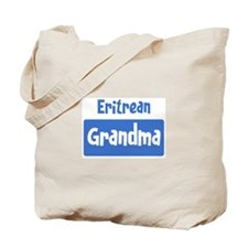 Eritrean grandma Tote Bag