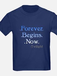 Forever Begins Now T