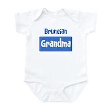 Bruneian grandma Infant Bodysuit