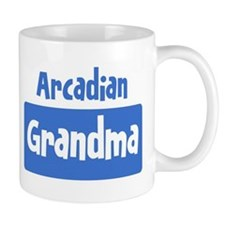 Arcadian grandma Mug