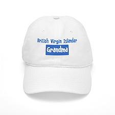 British Virgin Islander grand Baseball Cap