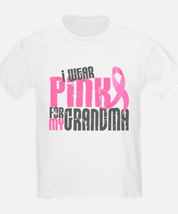 I Wear Pink For My Grandma 6.2 T-Shirt