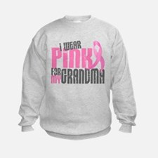 I Wear Pink For My Grandma 6.2 Sweatshirt