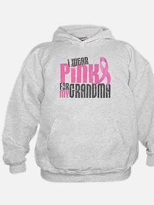 I Wear Pink For My Grandma 6.2 Hoodie