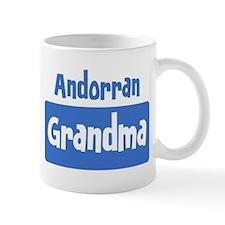 Andorran grandma Mug