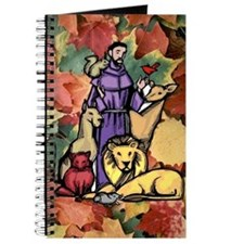 Saint Francis Leaves Journal