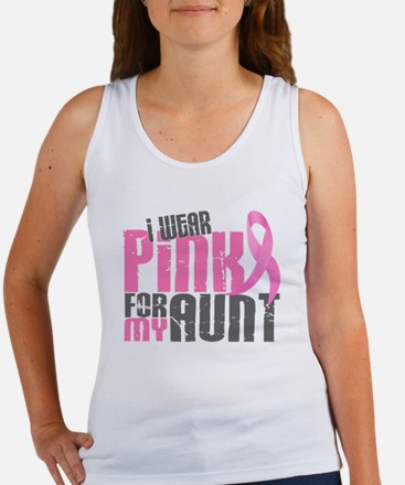 I Wear Pink For My Aunt 6.2 Women's Tank Top